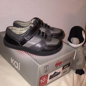 See Kai Run gray shoes